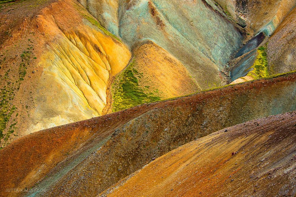 """""""Natur als Maler"""" - Island"""