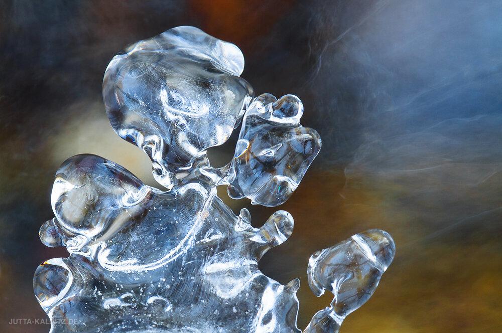 Wasser und Eis III