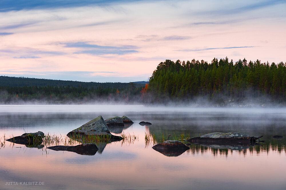 Morgen am See - Sveg