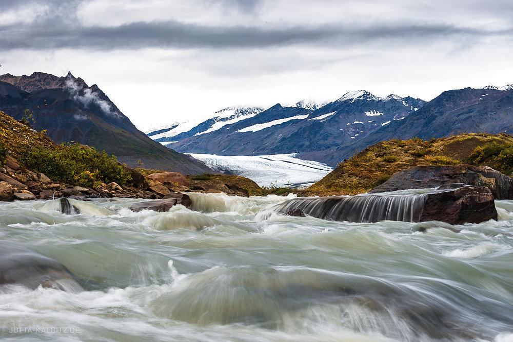 MacLaren River & Glacier