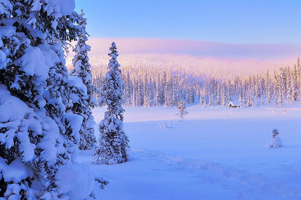 Äkäskero - Finnland
