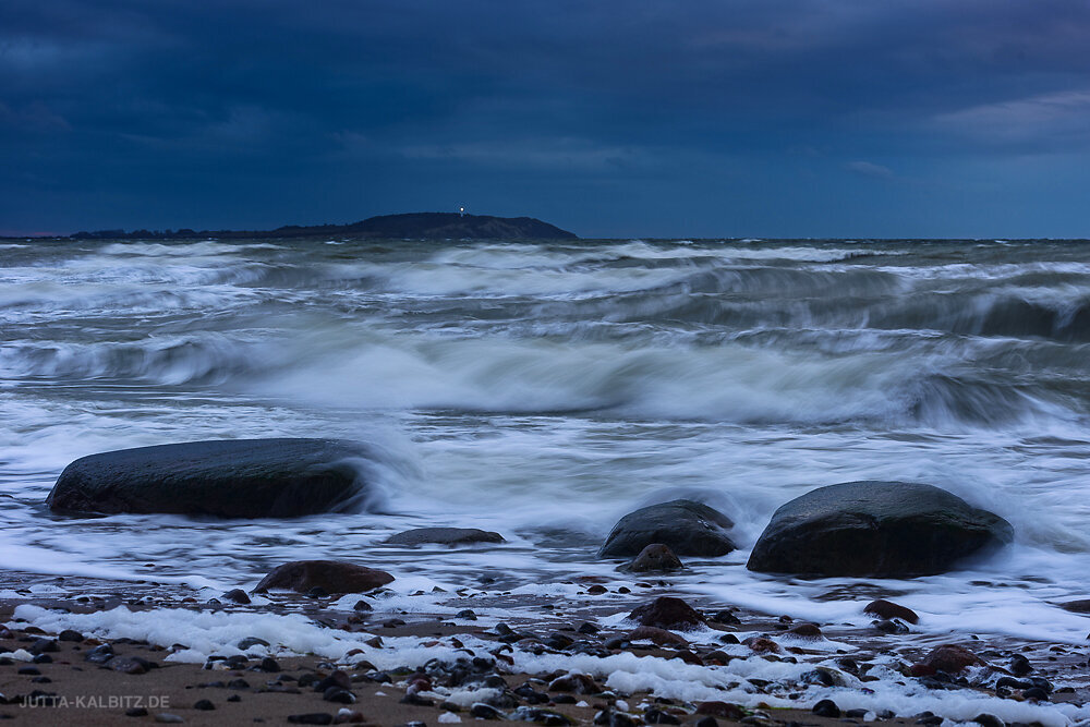 Sturm über Hiddensee - Dranske/Rügen
