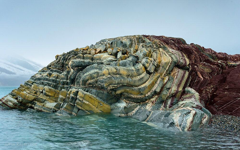 Urgestein (III) - NP Grönland