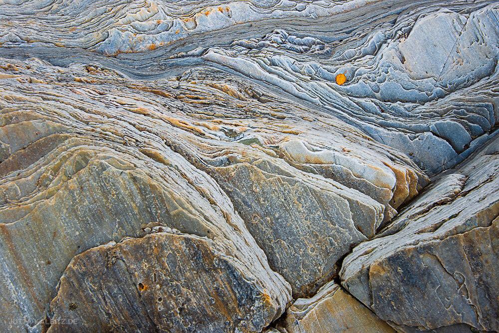 Am Abisko Canyon - Schweden